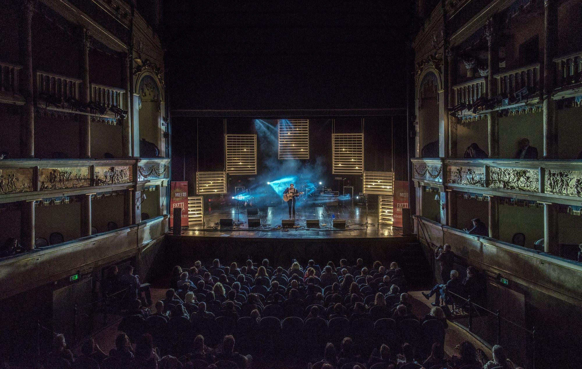 Concerto del MEI al Teatro Masini