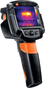 termocamera manuale