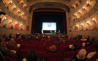 I 120 anni del Nuovo Diario Messaggero al teatro Ebe Stignani e in diretta streaming